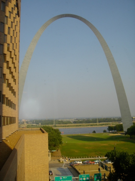 St Louis Hyatt Gateway Arch