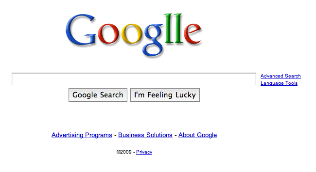 Google: Googlle's 11th Birthday