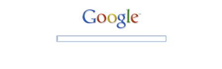 Google Fade Page