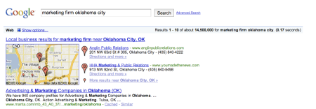 Marketing Firm Oklahoma City