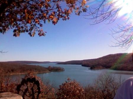 Lakehouse Thanksgiving View