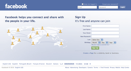 Facebook Everybody Wants An Audience