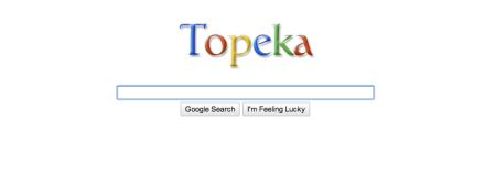 Google Topeka Home Page