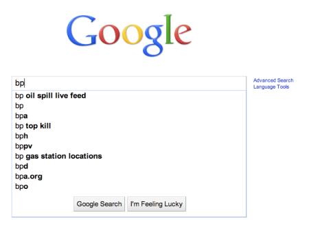 Google Auto Suggest Brand Sentiment Tool