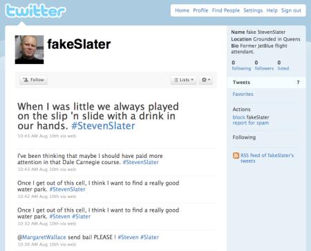 Fake Slater