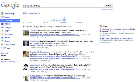 Drake University D+ Campaign