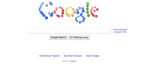 Google Ball Doodle