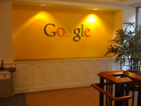 Google's San Francisco Offices