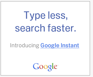 Type Less, Search Faster