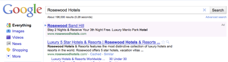AdWords Typo